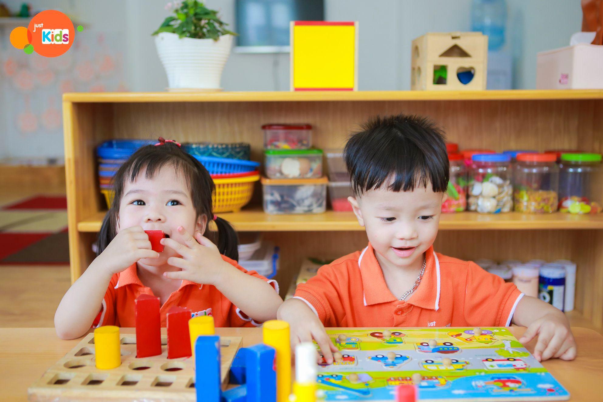 Trường mầm non Just Kids - Âu Cơ