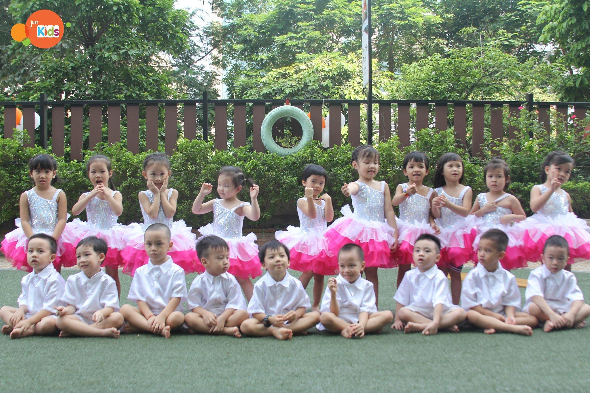 Trường mầm non Just Kids Mandarin Garden - Hoàng Minh Giám, Trung Hòa