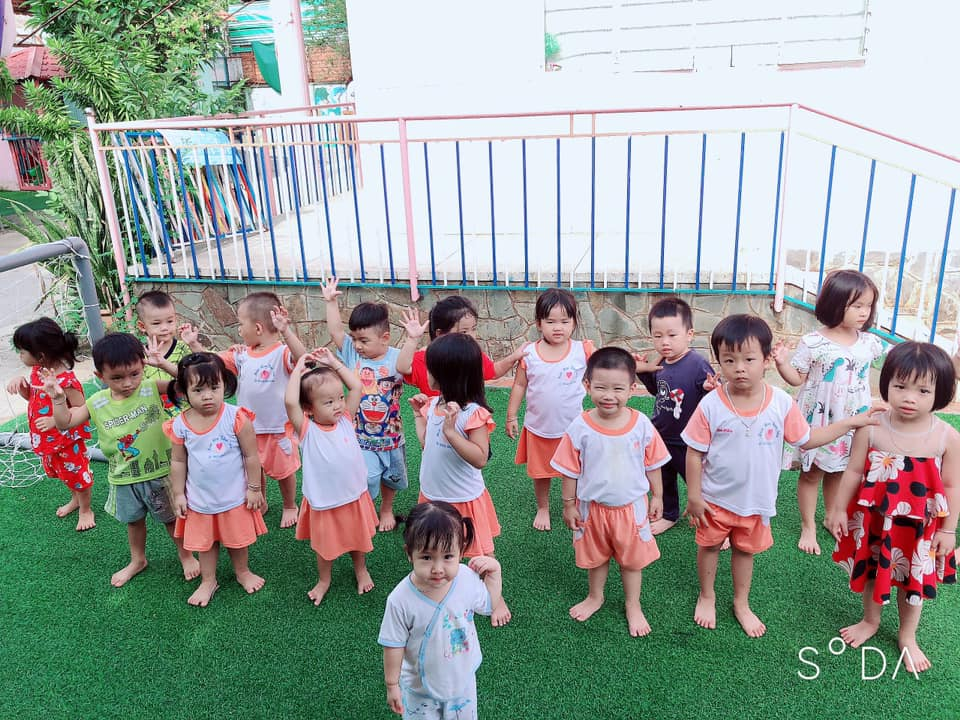 Trường mầm non Khai Tâm -Thống Nhất