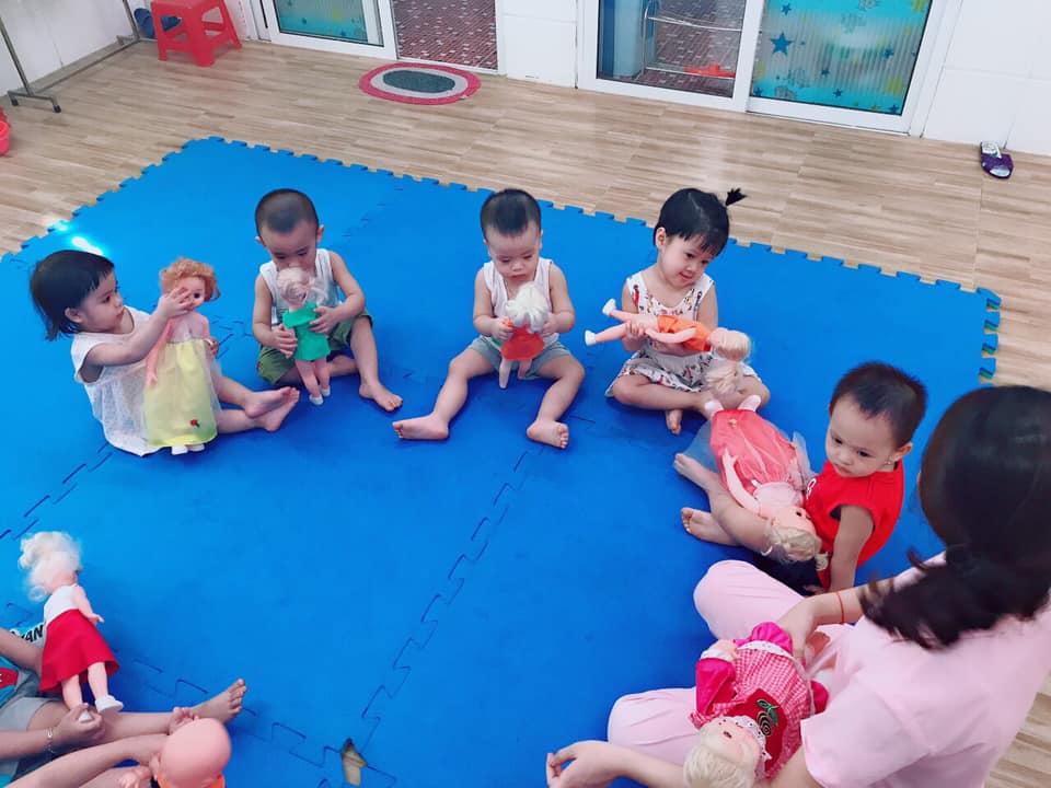 Trường mầm non Khai Trí - 265 Yên Thế