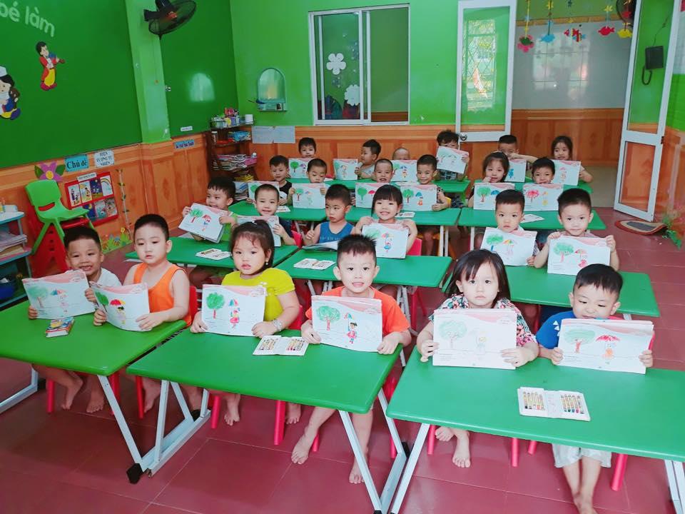 Trường mầm non Khai Trí - Phường An Khê