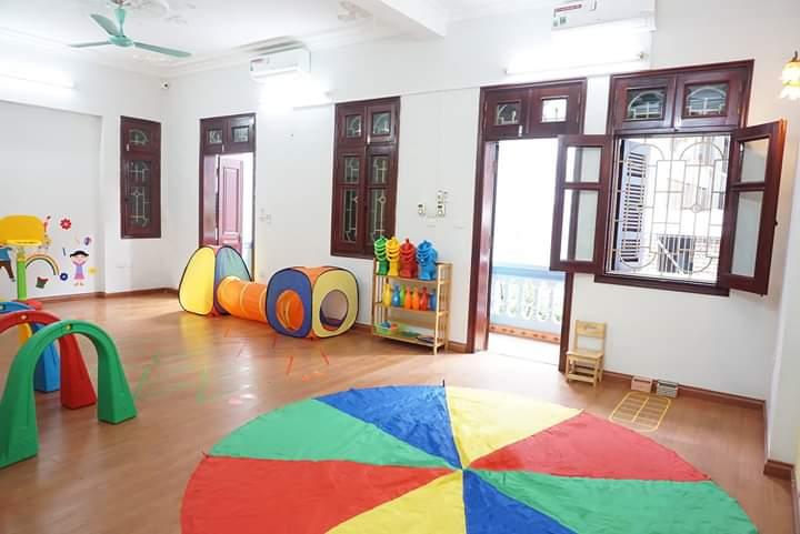 Trường mầm non Khang Nhi - Liễu Giai