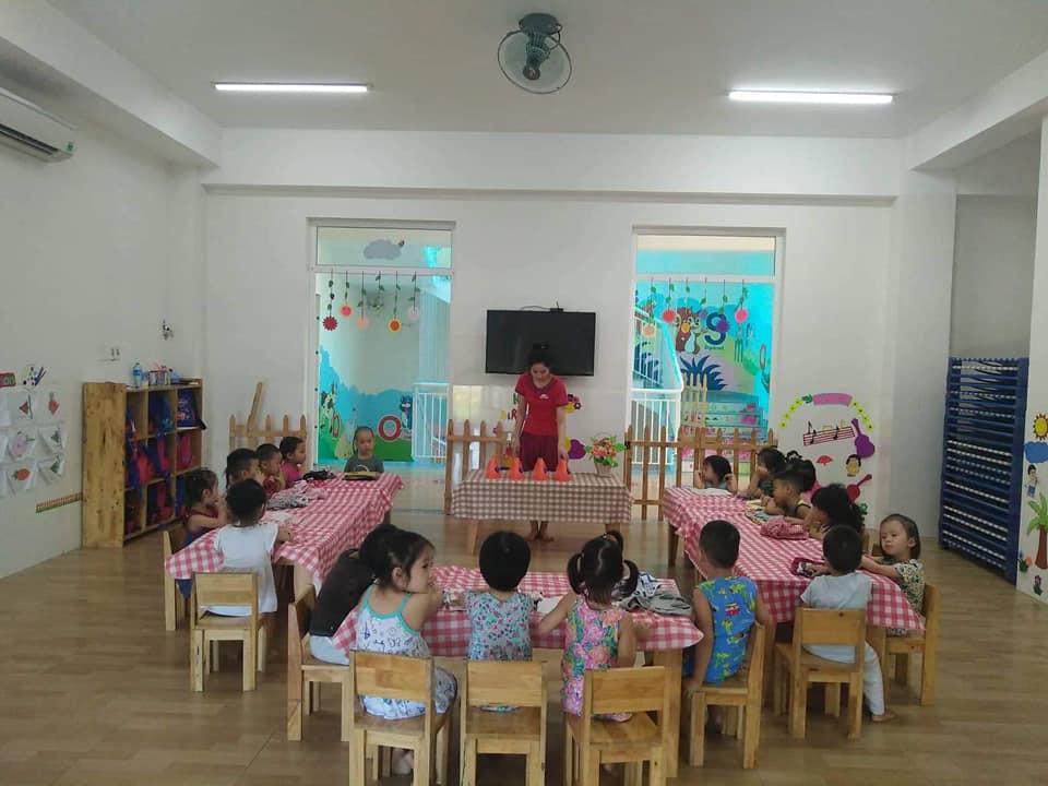 Trường mầm non Khánh An - Đinh Liệt, Hòa An