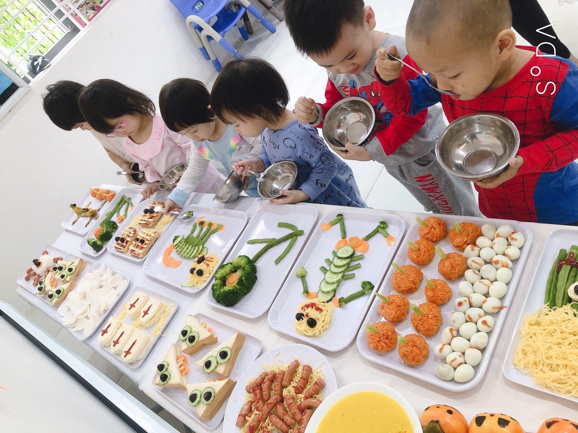 Trường mầm non Khủng Long (Baby's Dino Preschool) - Phúc Đồng