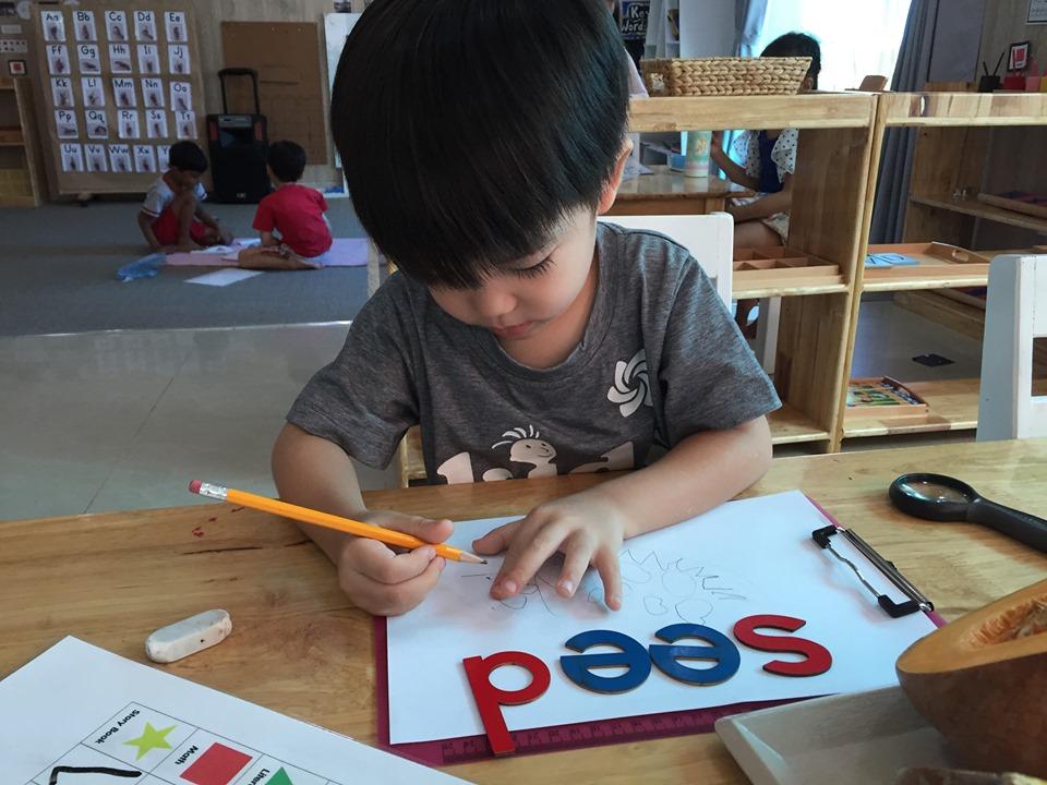 Trường mầm non Kids Club Saigon - Hà Huy Tập