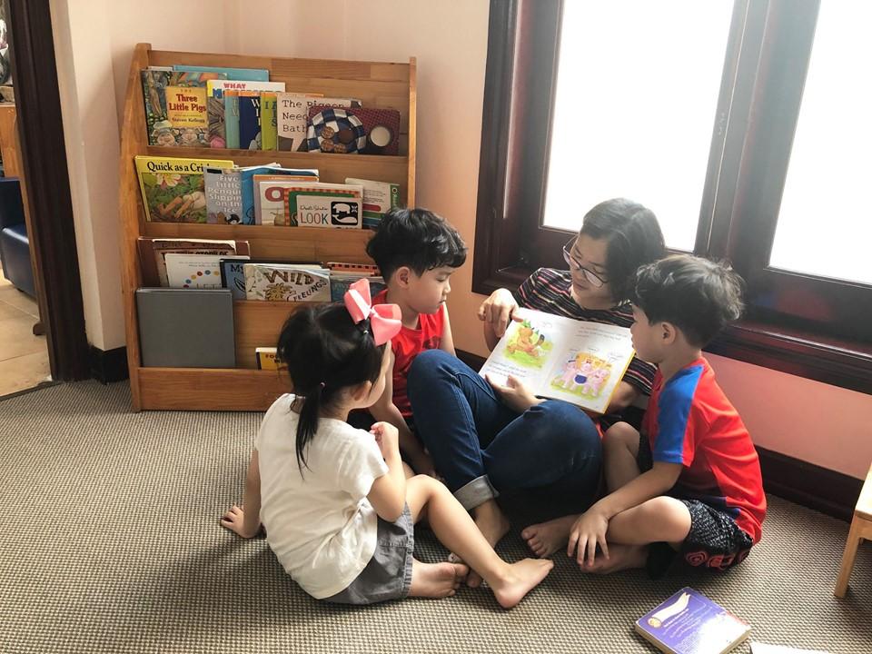 Trường mầm non Kids Club Saigon - Phú Mỹ Hưng