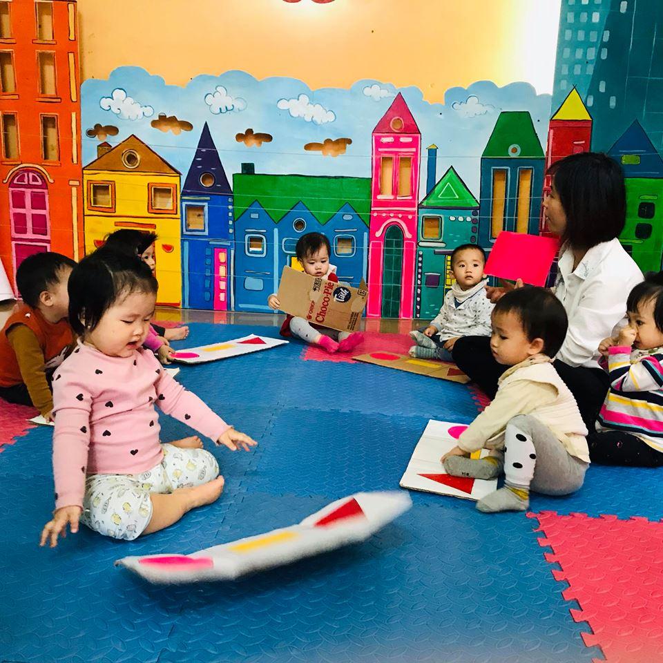 Trường mầm non Kid's House - Khu đô thị Xa La