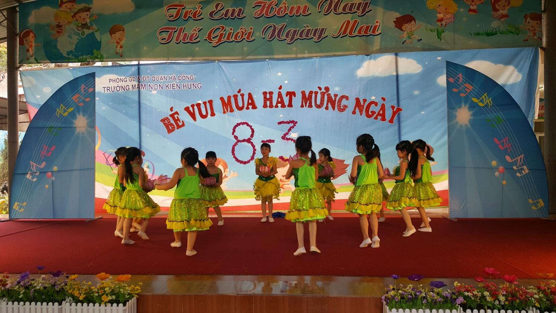 Trường mầm non Kiến Hưng - Hà Đông