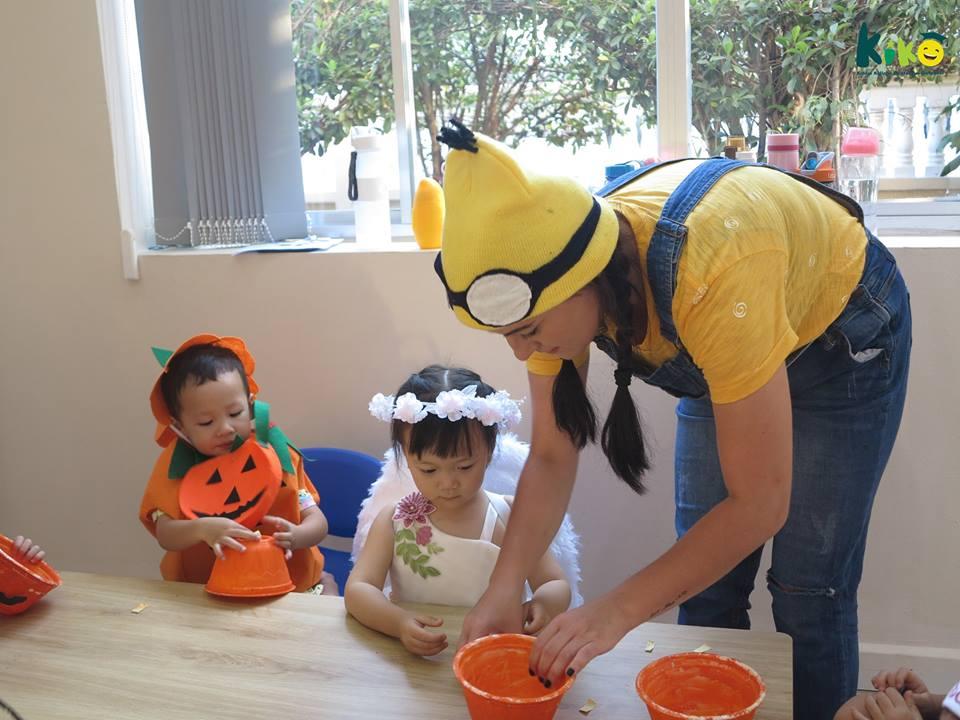 Trường mầm non Kiko Montessori School - Bình An