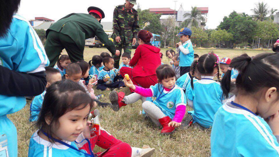 Trường mầm non Kim Đồng 4 - Hồ Sen