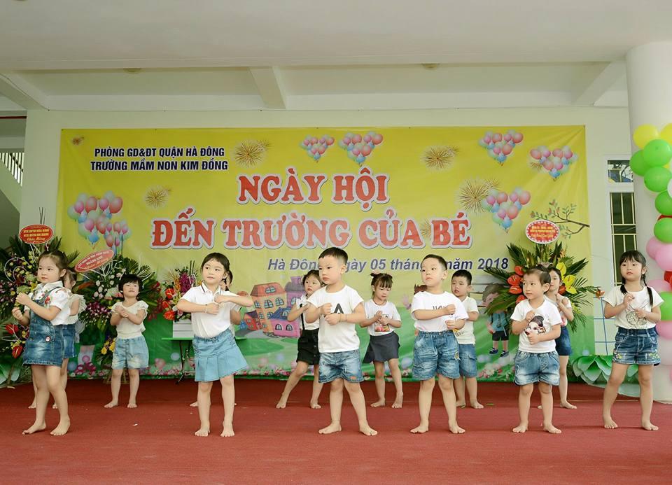 Trường mầm non Kim Đồng - KĐT An Hưng