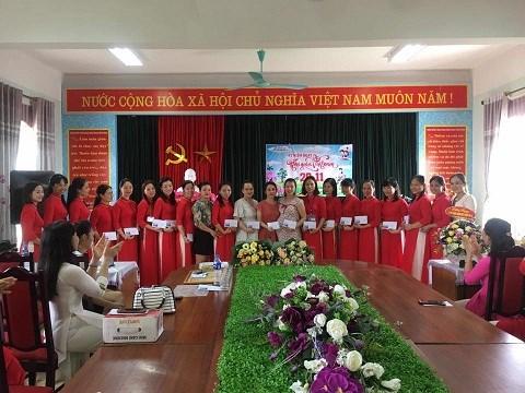 Trường mầm non Kim Lan - Gia Lâm