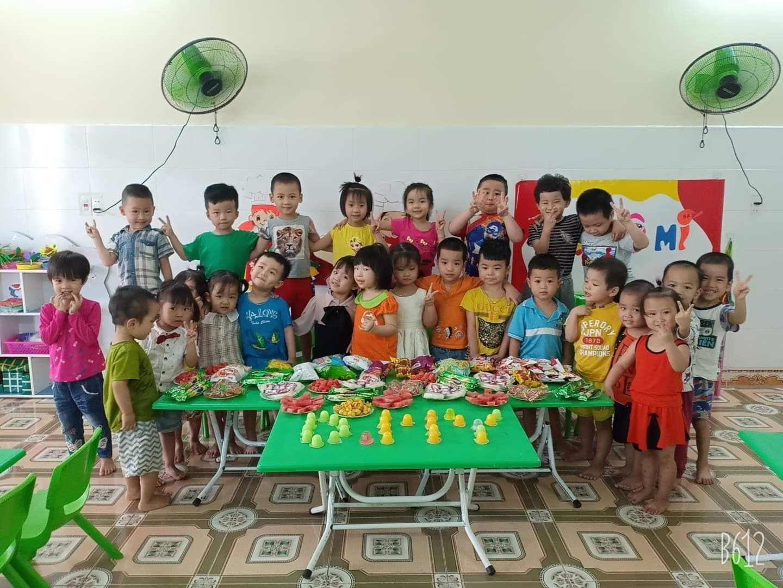 Trường mầm non Kim Long - Hạ Đoạn 1