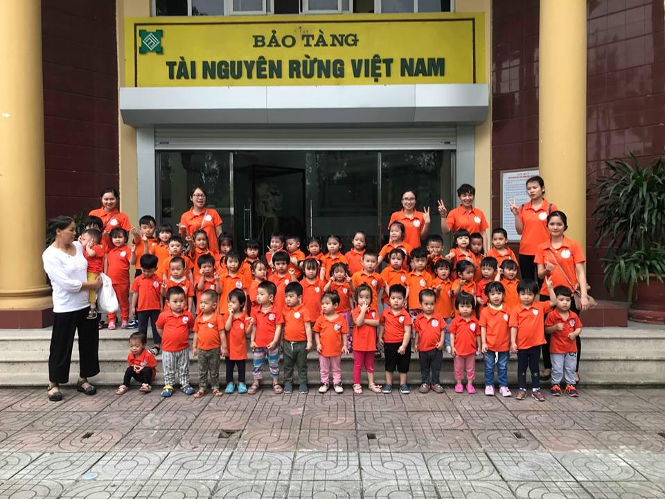 Trường mầm non Kinder House Montessori Preschool - Hoàng Ngân