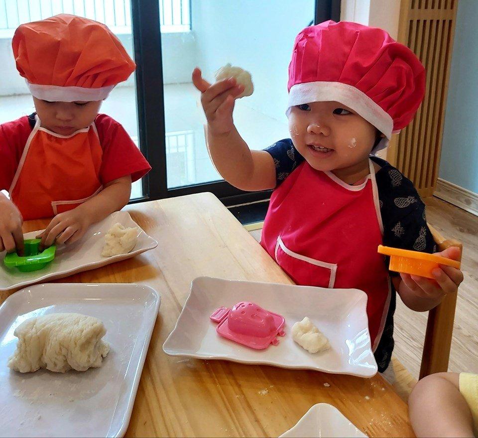 Trường mầm non KinderLand -  Hoàng Như Tiếp, Bồ Đề