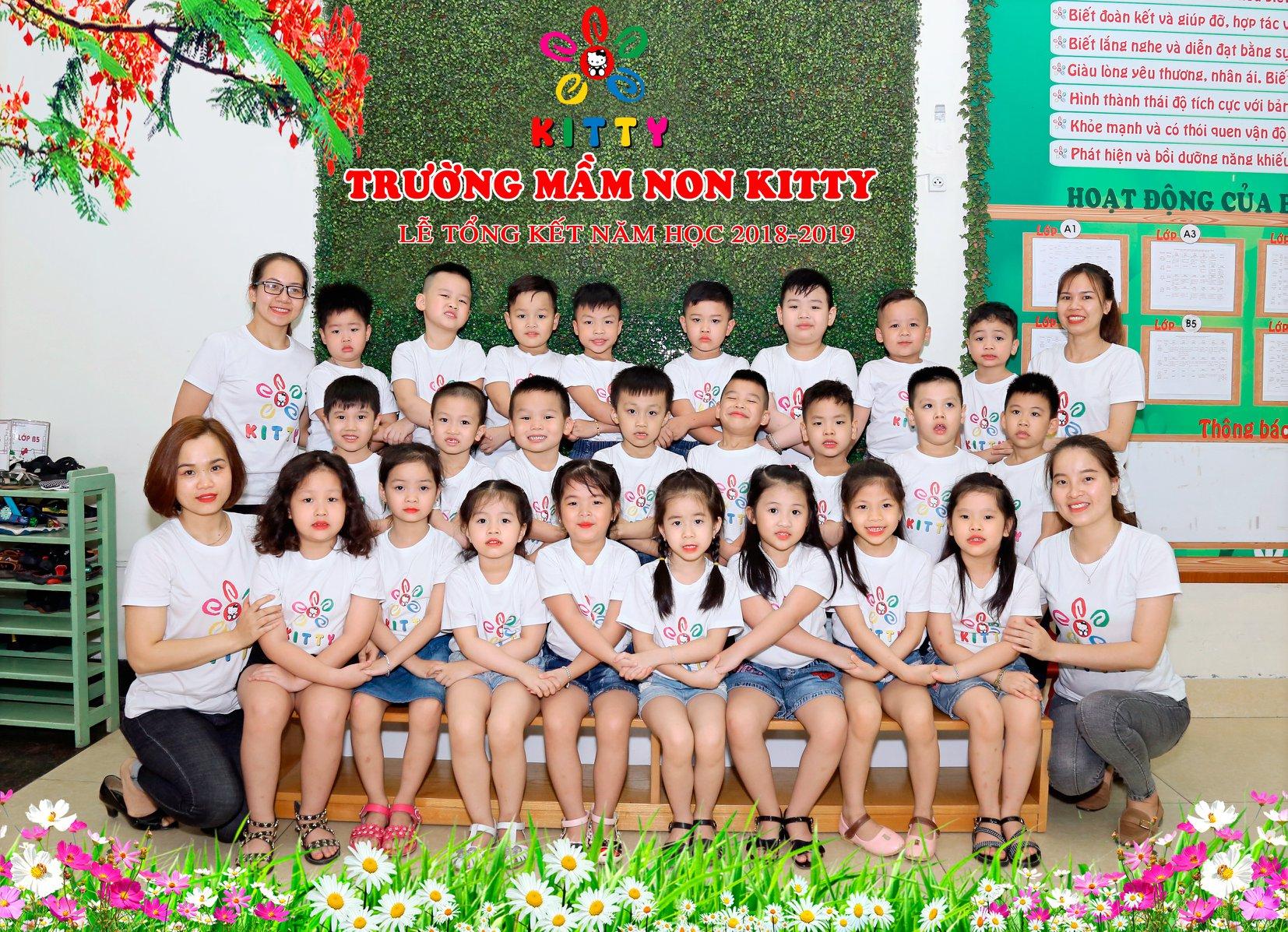 Trường mầm non Kitty -  Dư Hàng