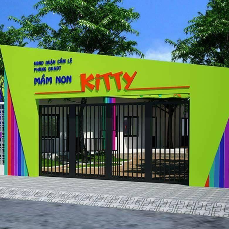 Trường mầm non Kitty - Tôn Đản