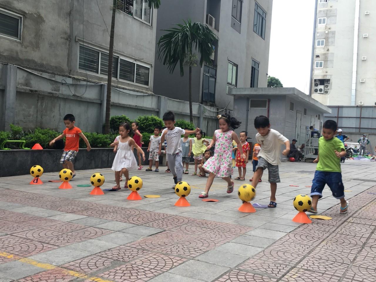 Trường mầm non KLF Hà Nội - Lê Đức Thọ