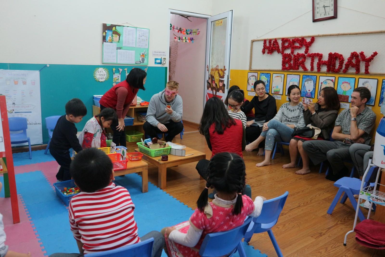 Trường mầm non Koala House - Bà Triệu