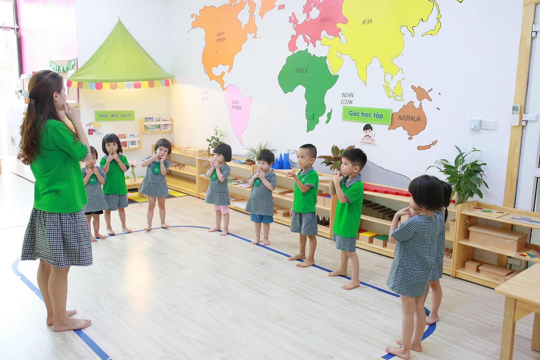 Trường mầm non Lá Phong Đỏ ( MLA Bilingual ) - Lô 2 Văn Khê