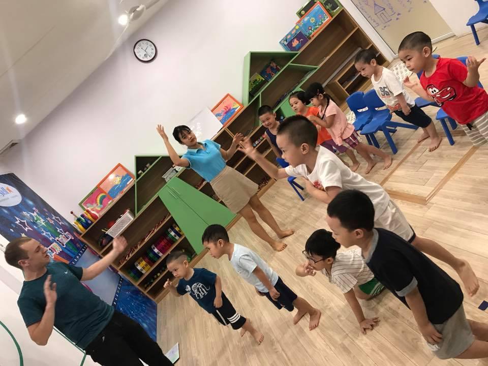 Trường mầm non La Stella – Ngôi sao xinh - Minh Khai
