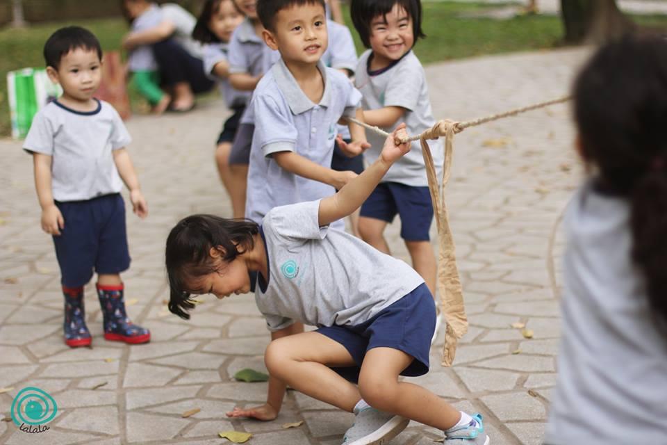 Trường mầm non Lalala - Kim Mã