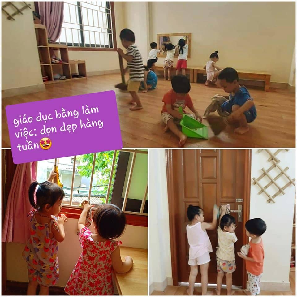 Trường mầm non Làng Hạnh Phúc - Yên Xá