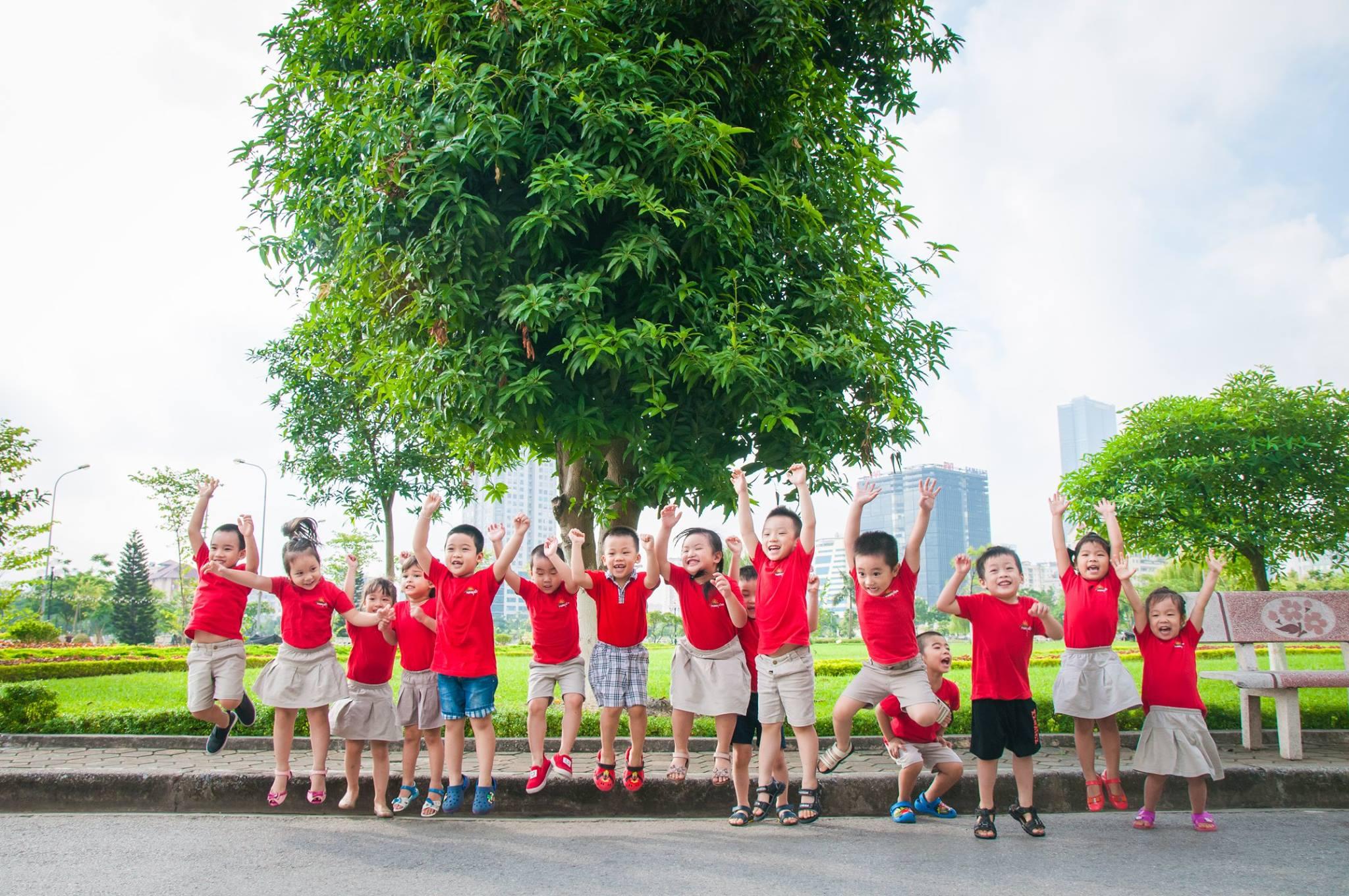 Trường mầm non Lãnh đạo Tương lai (Leader School) - Mỹ Đình 1