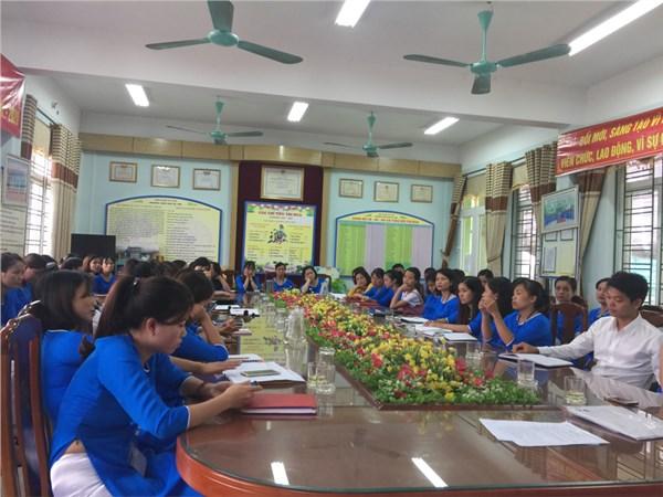 Trường mầm non Lệ Chi - Gia Lâm