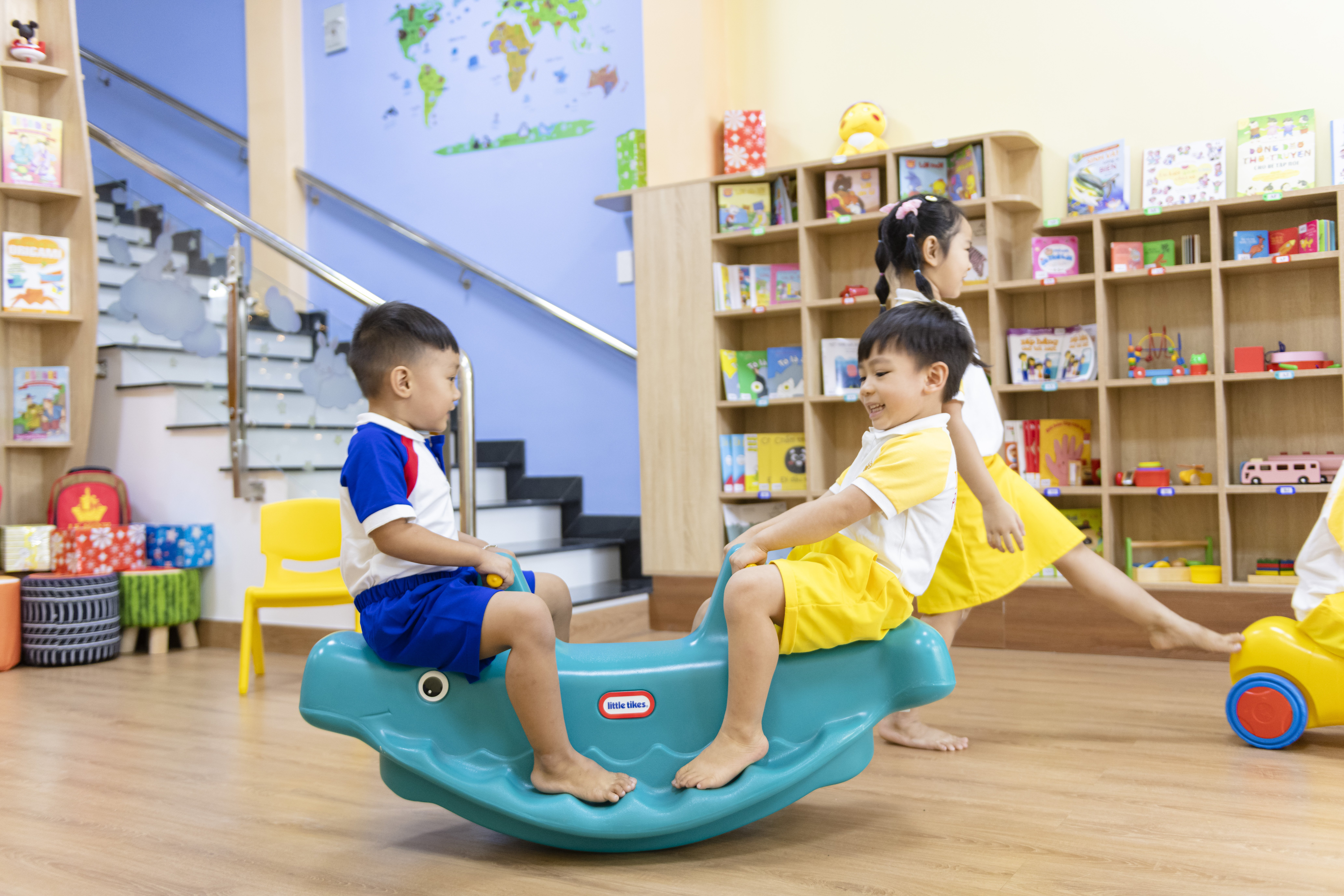 Trường Mầm Non Lê Minh (Lê Minh Preschool) - Tăng Nhơn Phú B