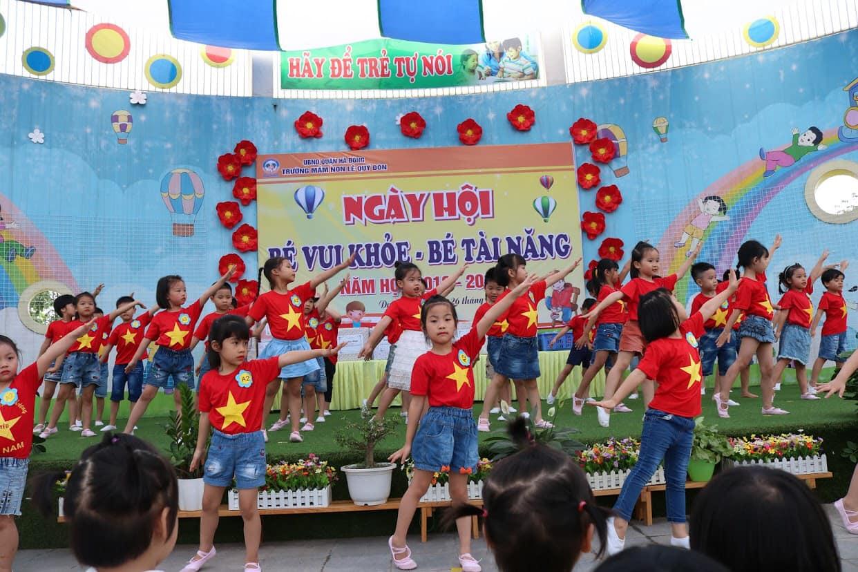 Trường mầm non Lê Quý Đôn - Dương Nội