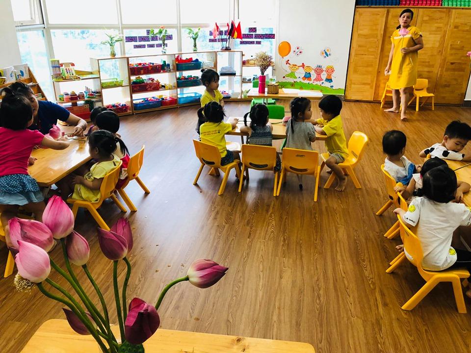 Trường mầm non Leader School - Trần Đăng Ninh