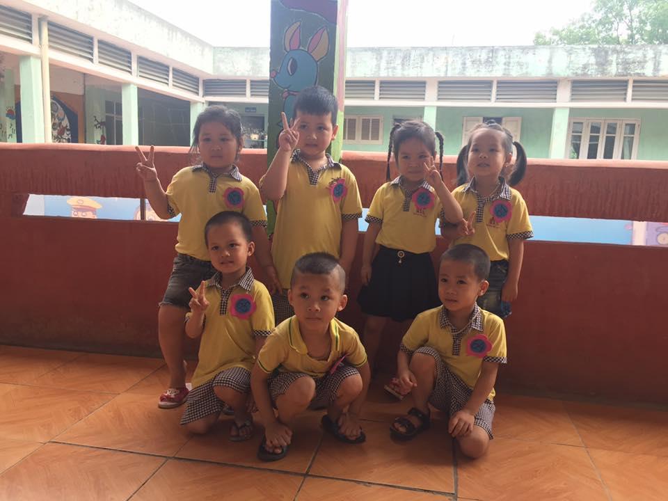 Trường mầm non Liên Cơ - Sóc Sơn