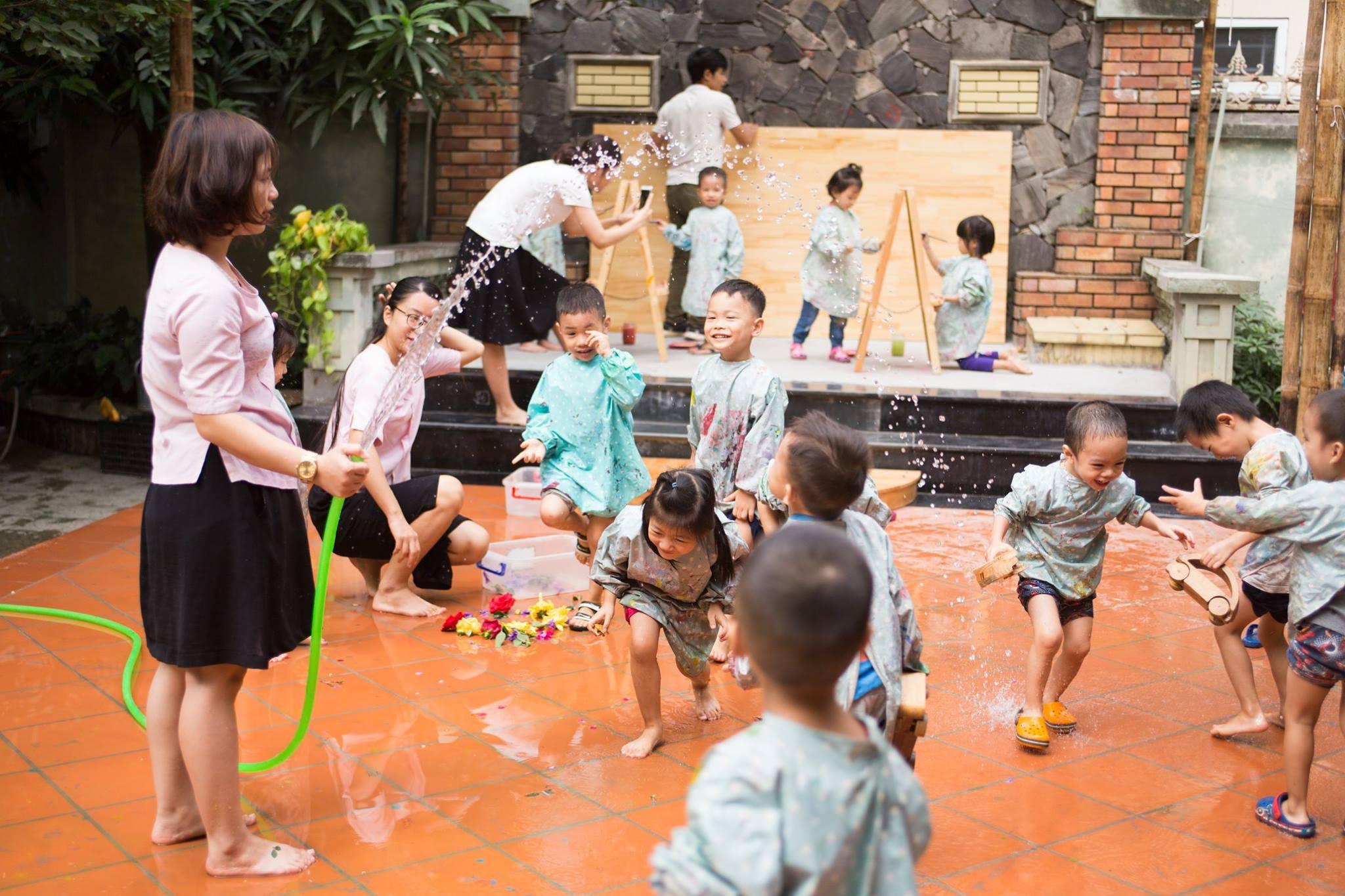 Trường mầm non Lily Reggio Emilia Inspired Preschool - Trung Văn