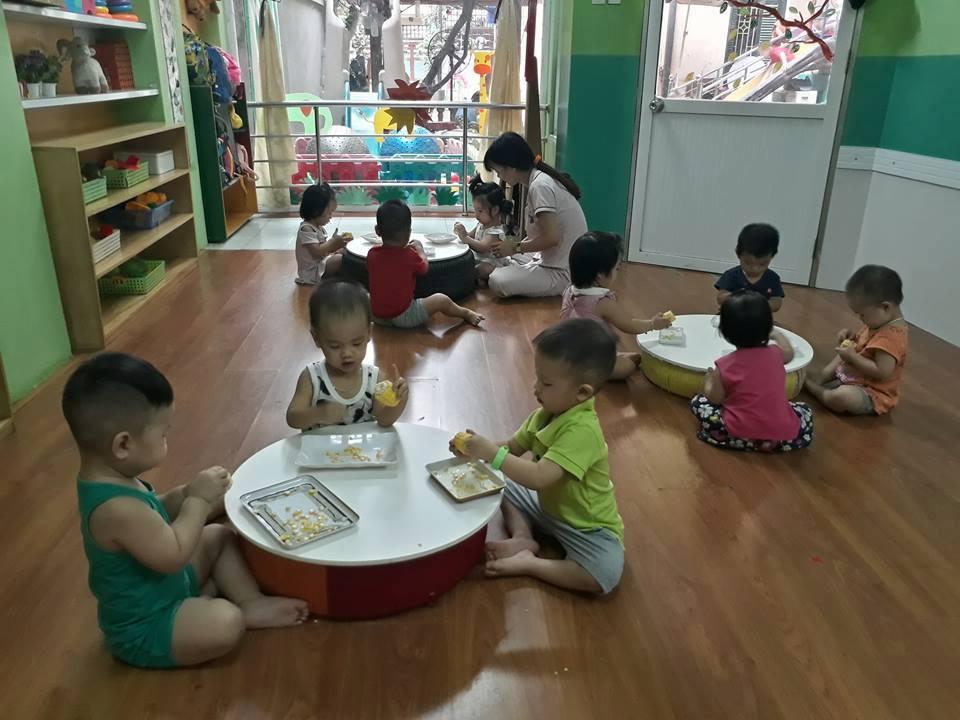 Trường mầm non Linh Linh - Trung Hòa