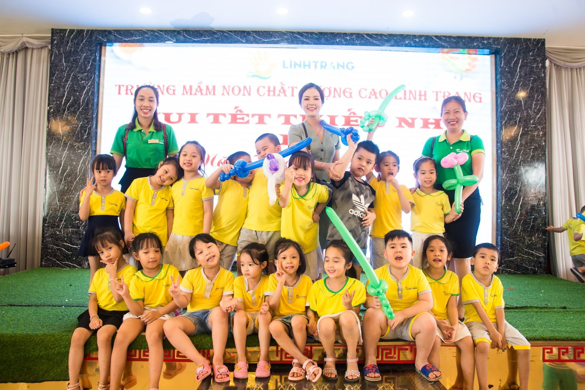 Trường mầm non Linh Trang ( Cơ Sở 2 ) - Lê Hồng Phong