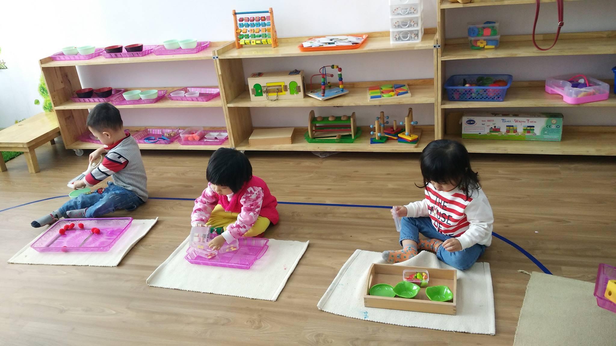 Trường mầm non Lipica Montessori - KĐT Xala