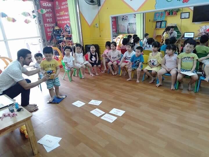 Trường mầm non Little Sun - Thanh Xuân