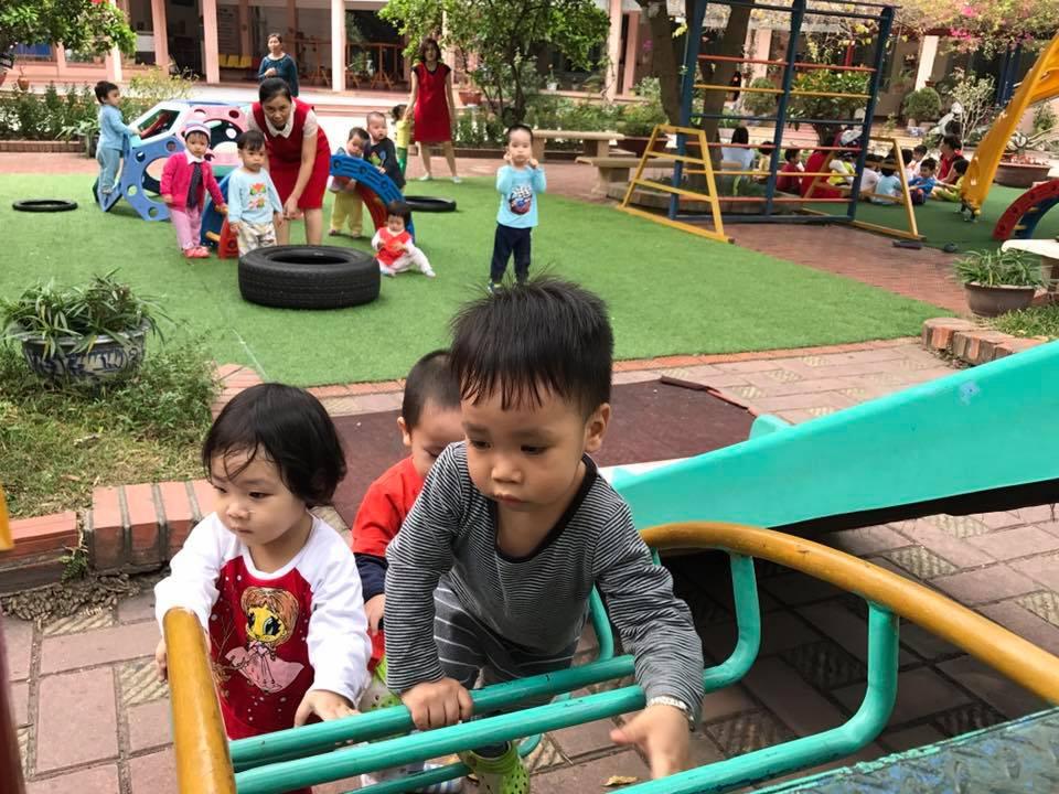 Trường mầm non Lý Thái Tổ 1 - Đỗ Quang