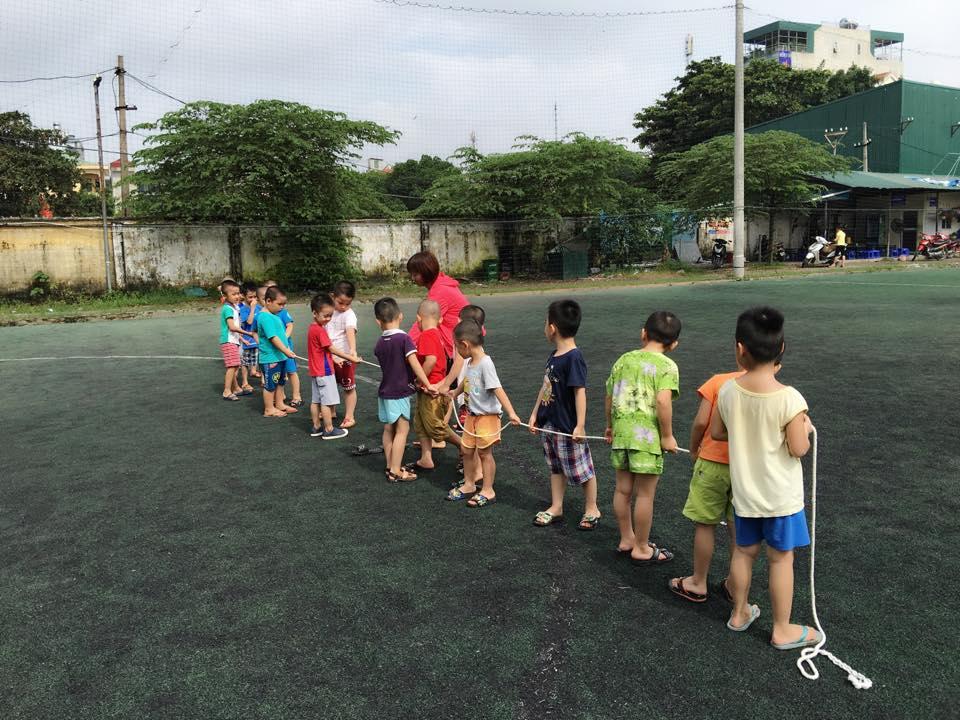 Trường mầm non Mai Hoa - Định Công