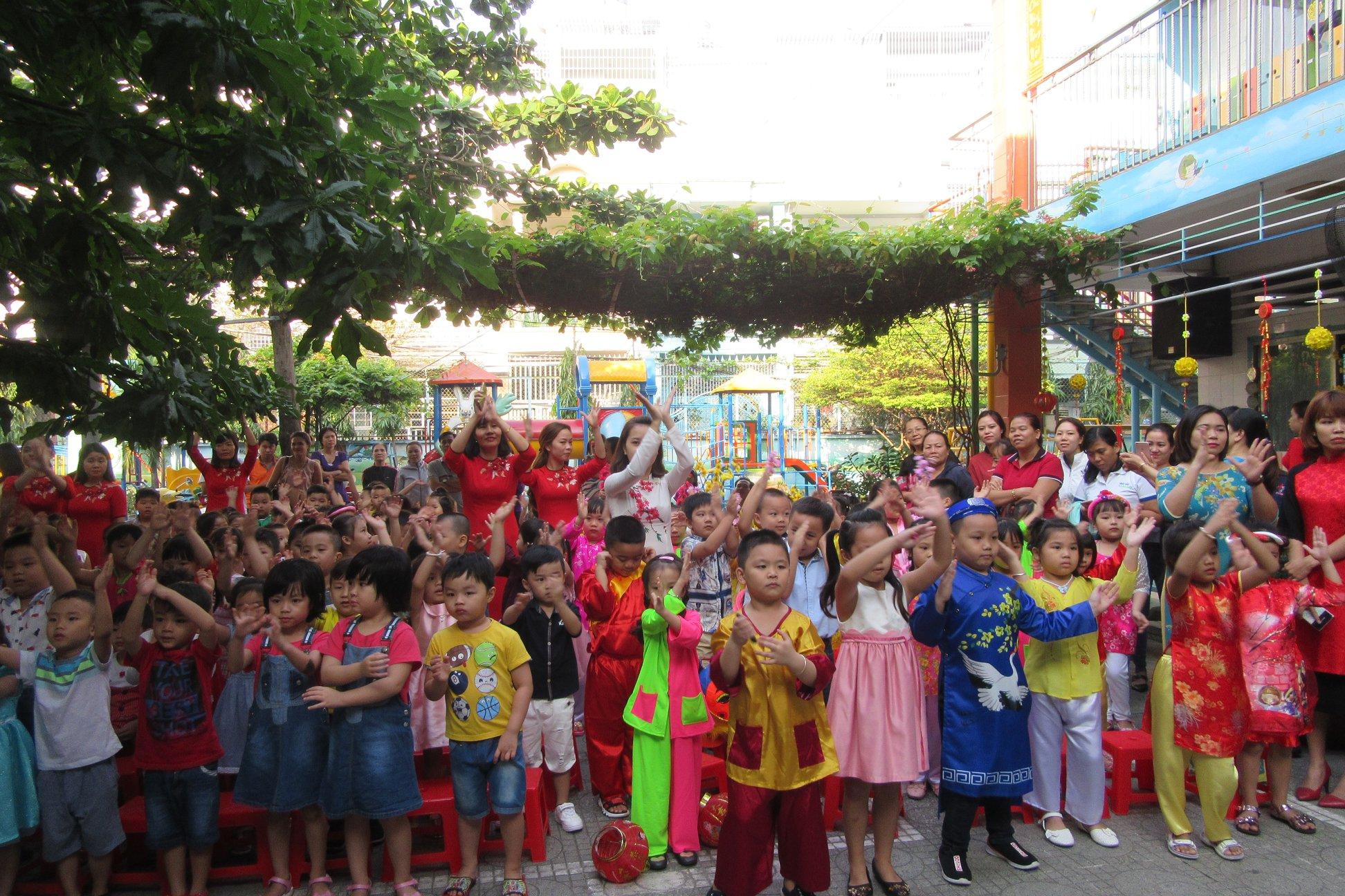 Trường mầm non Mai Khôi - Phường 13