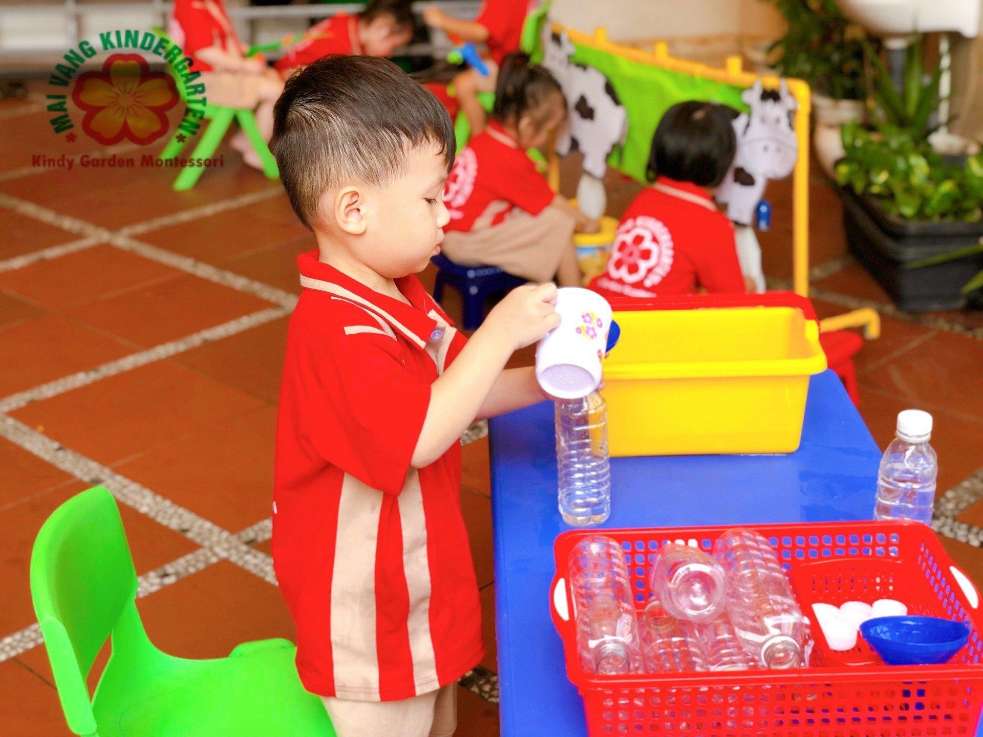 Trường mầm non Mai Vàng - Tân Quy
