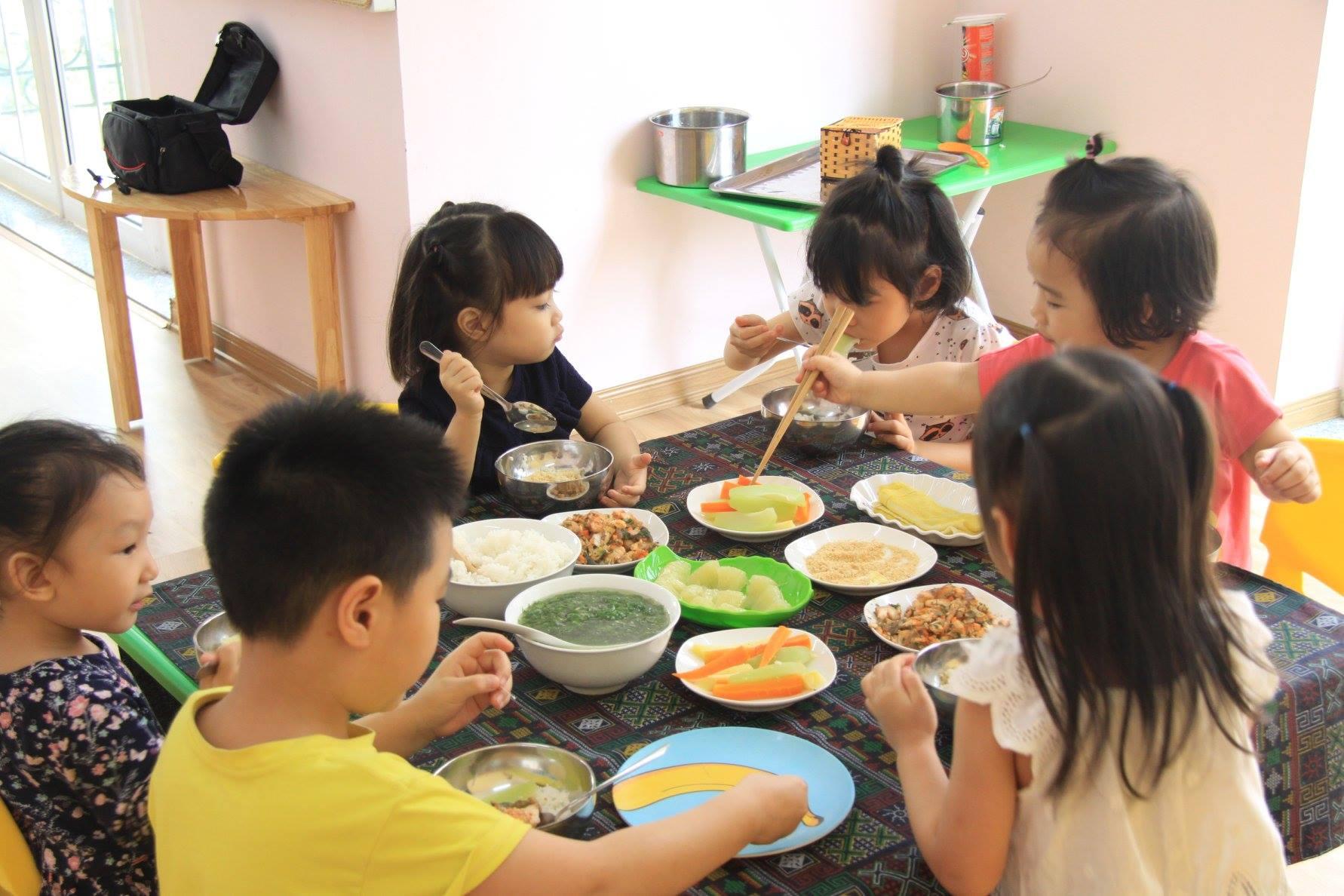 Trường mầm non Mầm Đậu Nhỏ ( Little Beans Reggio Emillia Preschool ) - 96B Nguyễn Huy Tưởng