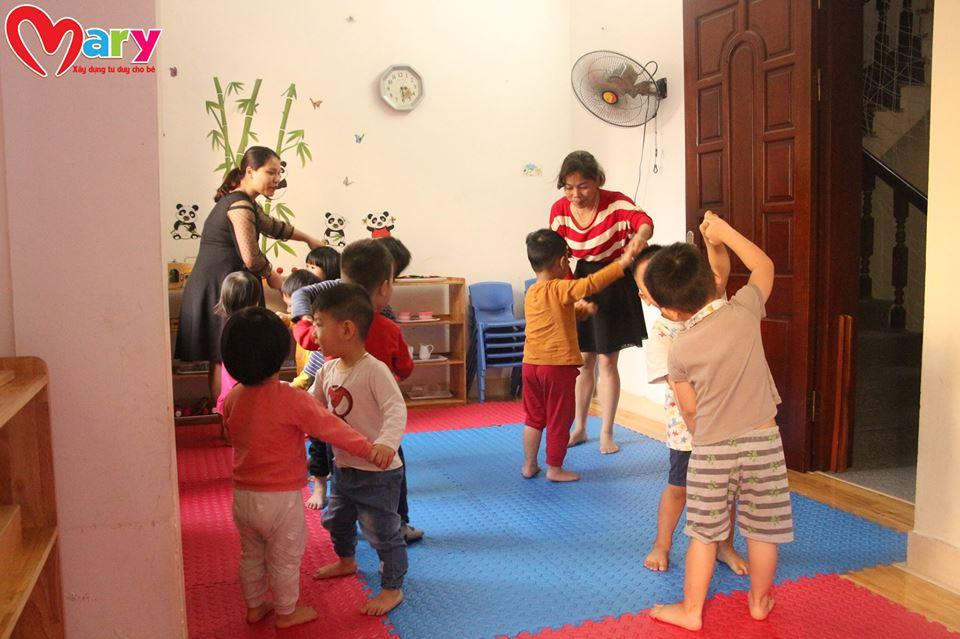 Trường mầm non Mary - Hàm Nghi