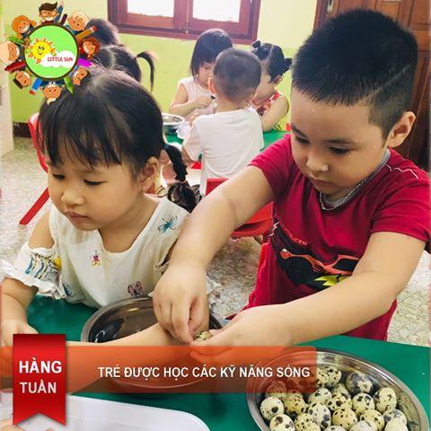 Trường mầm non Mặt Trời Bé Con ( Little Sun) - Đại La Trương Định