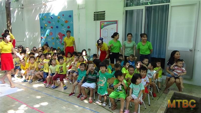 Trường mầm non Mặt Trời Bé Con -  Tân Phú