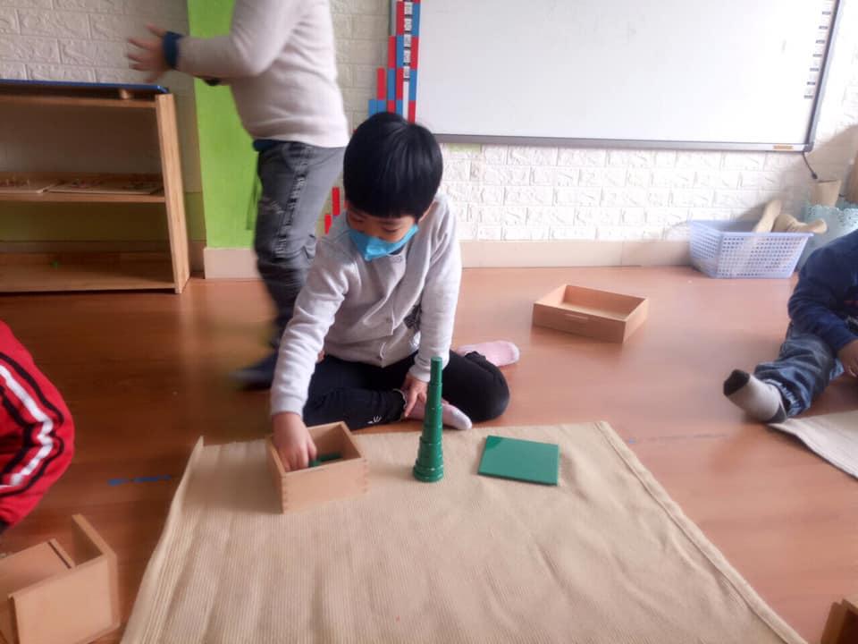 Trường mầm non Mặt Trời Đỏ Montessori -  Khương Đình