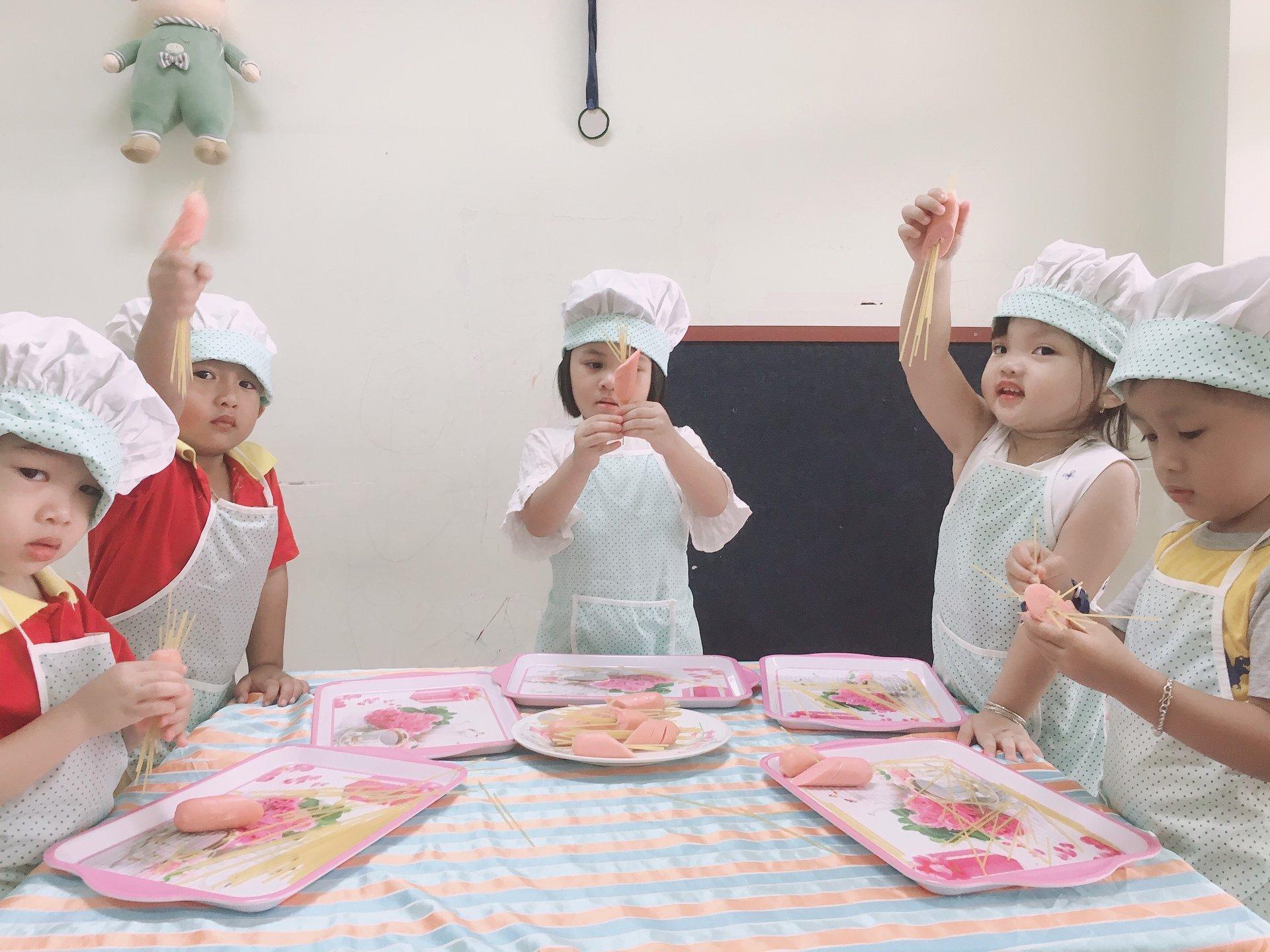 Trường mầm non Mặt Trời Nhỏ 2 - Phú Thạnh