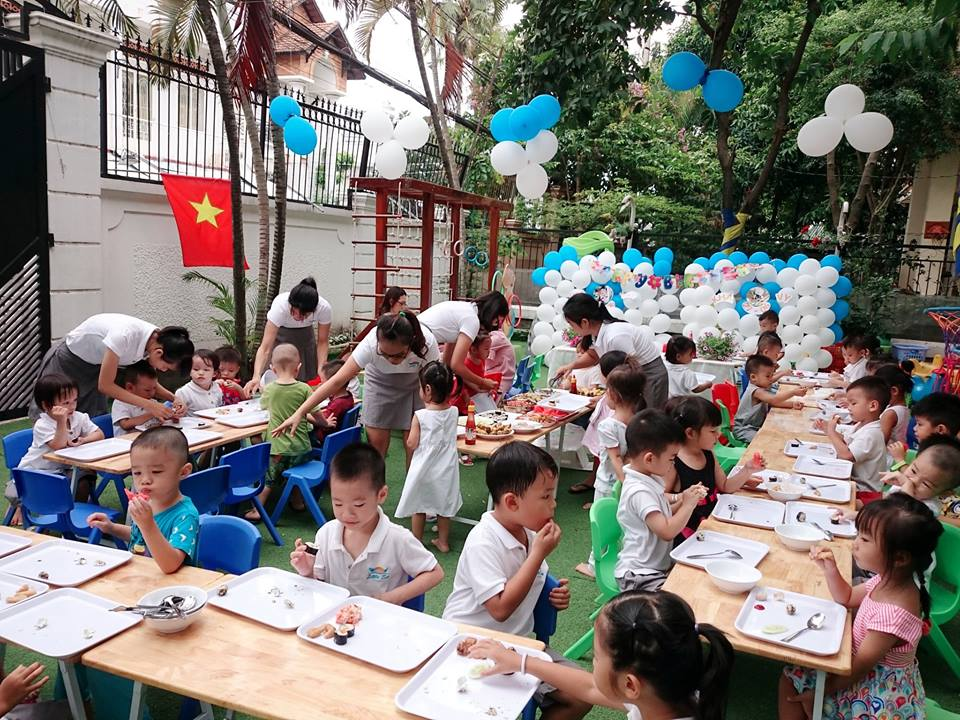 Trường mầm non Mặt Trời Nhỏ (Little Sun Kindergarten) - Bình An