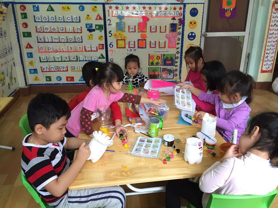 Trường mầm non Mẹ yêu con - Kim Mã
